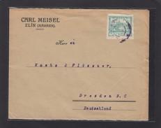 CARL MEISEL,ZLIN(MÄHREN). - Tschechoslowakei/CSSR