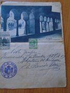 KA1011.73  ITALIA  NAPOLI  BENEVENTO  Postcards    Handstamps  -Official Signature Autograph 1927 - Autographs