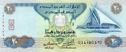 UNITED ARAB EMIRATES 20 DIRHAMS 1434 (2013) P-28b UNC  [AE228b] - United Arab Emirates