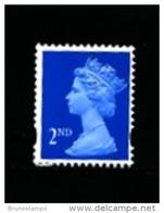 GREAT BRITAIN - 1998  MACHIN  2nd  RB  PERF. 14  MINT NH  SG X1665 - 1952-.... (Elisabetta II)