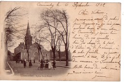 COMMENTRY: Eglise Saint-Front - Commentry