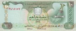 UNITED ARAB EMIRATES 10 DIRHAMS 1430 (2009) P-27a UNC  [AE227a] - United Arab Emirates