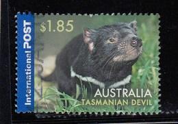 Australia 2006 International Native Wildlife - Tasmanian Devil Sheet - Used