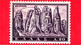 Nuovo - GRECIA - 1961 - Turismo - I Monasteri Di Meteora - 20