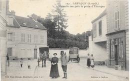 Arpajon - Grande Rue Pres La Porte D´etampes - Arpajon