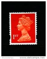 GREAT BRITAIN - 1993  MACHIN  1st  2B  LITHO MINT NH  SG X1671 - Série 'Machin'