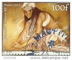 Nouveauté     Tahitienne      725) - Used Stamps