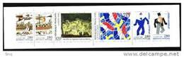 Carnet BC 2872 Relations France Suède - Année 1994  Valeur Faciale 18,60 Francs - Gedenkmarken