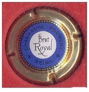 MU054: Champagne POMMERY Brut Royal - Pomméry