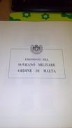 Smom 1966/1991 Stamps Collection In Album Marini Cpl--.Nuovi See Scans - Malte (Ordre De)