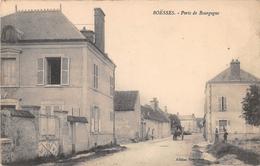 BOESSES - Porte De Bourgogne - France