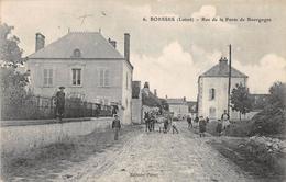 BOESSES - Rue De La Porte De Bourgogne - France