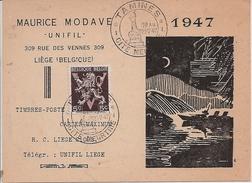 TAMINES    CITE MEURTRIE - Souvenir Cards