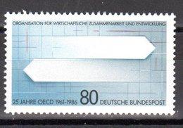 Bund 1986 Mi. 1294 ** OECD Postfrisch (6090)
