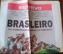 GAZETA ESPORTIVA (BRÉSIL) 1996 GUIDE OF BRAZILIAN CHAMPIONSHIP - Livres, BD, Revues