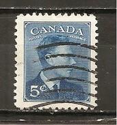 Canada. Nº Yvert  240 (usado) (o) - 1937-1952 Reinado De George VI