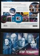 CANADA 2017  MNH STAR TREK Second Edition    PRESTIGE BOOKLET  25 Pages & 14 Stamps - Feuilles Complètes Et Multiples