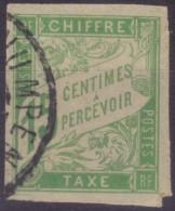 Taxe YT20 15c - Cambodge Pnom Penh