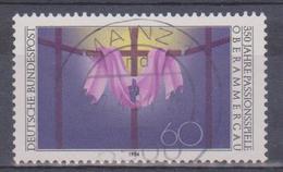1984 Germania - 350 Anni Della Passione Di Cristo