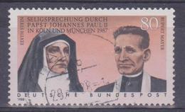 1988 Germania - Beatificazione Di Edith Stein E Di Padre Rupert Mayer