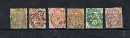 1900 Definitive Issue - Precancelled Prices Are For Unused-Hinged
