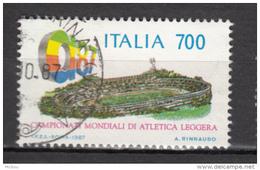 Italie, Italia, Championat Du Monde D'Athlétisme, Stade, Stadium