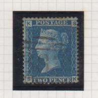 Twopenny Blue - Queen Victoria - 1840-1901 (Victoria)