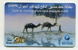 TK16506 TUNESIA - Prepaid
