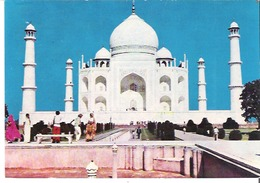 TajMahal Agra, India This Tomb Was Built  By Emperor ShahJahan - India