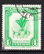 Colombie, Colombia, Orchidée, Orchid, Fleur, Flower, Masdevallia, Dracula, UPU, U.P.U.