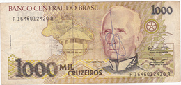 Brésil - Billet De 1000 Cruzeiros - Non Daté - Candido Rondon - Brazil