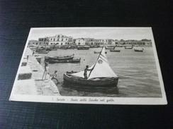 S. SPIRITO RADA DELLE BARCHE NEL GOLFO PICCOLO FORMATO ED. G. GAROFALO CARTOLERIA BITONTO - Bari