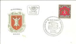 FDC AUSTRIA   LION