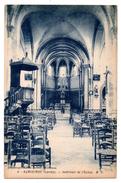 40 - SANGUINET . Intérieur De L'Eglise - Réf. N°2695 - - Saint Sever