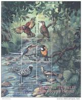 MDB-BK5-183 MINT ¤ TUVALU 2000 6w In Serie  ¤ BIRDS OF TUVALU - OISEAUX - BIRDS - PAJAROS - VOGELS - VÖGEL - AVES