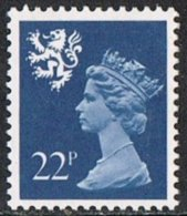 Scotland SG S47 1981 22p Unmounted Mint - Regional Issues