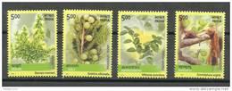 INDIA, 2003, Medicinal Plants Of India, Set 4 V, MNH, (**)
