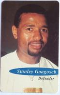 Namibia Phonecard N$10 Stanley Goagoseb - Namibia
