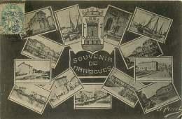 13 - 190517 - MARTIGUES - Souvenir De - Multivues écusson - Martigues
