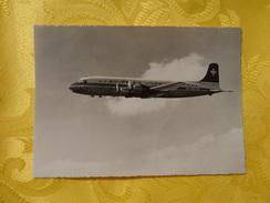 Swiss Air Lines -Douglas DC -6BB Der Swissair (166) - Flugzeuge