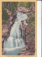 Cp , ÉTATS-UNIS , WHITE MOUNTAINS , Crystal Cascade , Tuckerman Ravine - White Mountains