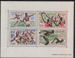 Centrafricaine - 1964 - Bloc Feuillet BF N°Yv. 2 - JO Tokyo 64 - Neuf Luxe ** / MNH / Postfrisch