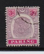 Pahang 1895, Tiger, Minr 8, Vfu. Cv 4,20 Euro - Pahang