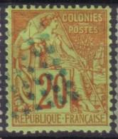 YT52 Alphee Dubois 20c - Losange Bleu Reunion - Alphée Dubois