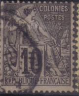 YT50 Alphee Dubois 10c - Reunion St Denis - Alphée Dubois