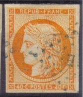 YT13 Ceres 40c - Losange GPE Guadeloupe