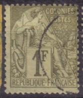YT59 Alphee Dubois 1F - Oblitere Cachet A Date - Alphée Dubois