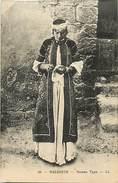 Pays Div-ref H819- Palestine - Femme De Nazareth -   - Carte Bon Etat -