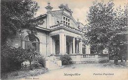 MONTPELLIER - Pavillon Populaire - France