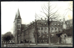 MAREDSOUS - Abbaye - Vue Du Sud-Ouest - Circulé - Circulated - Gelaufen.